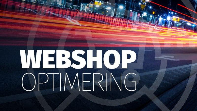 webshop-optimering