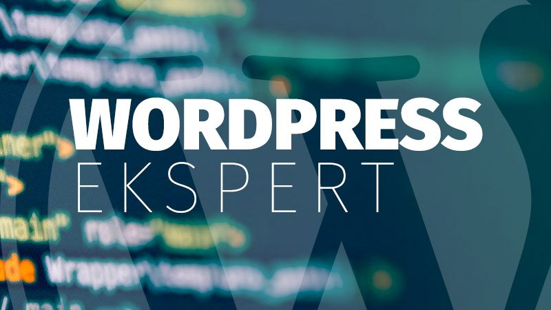 wordpress-ekspert