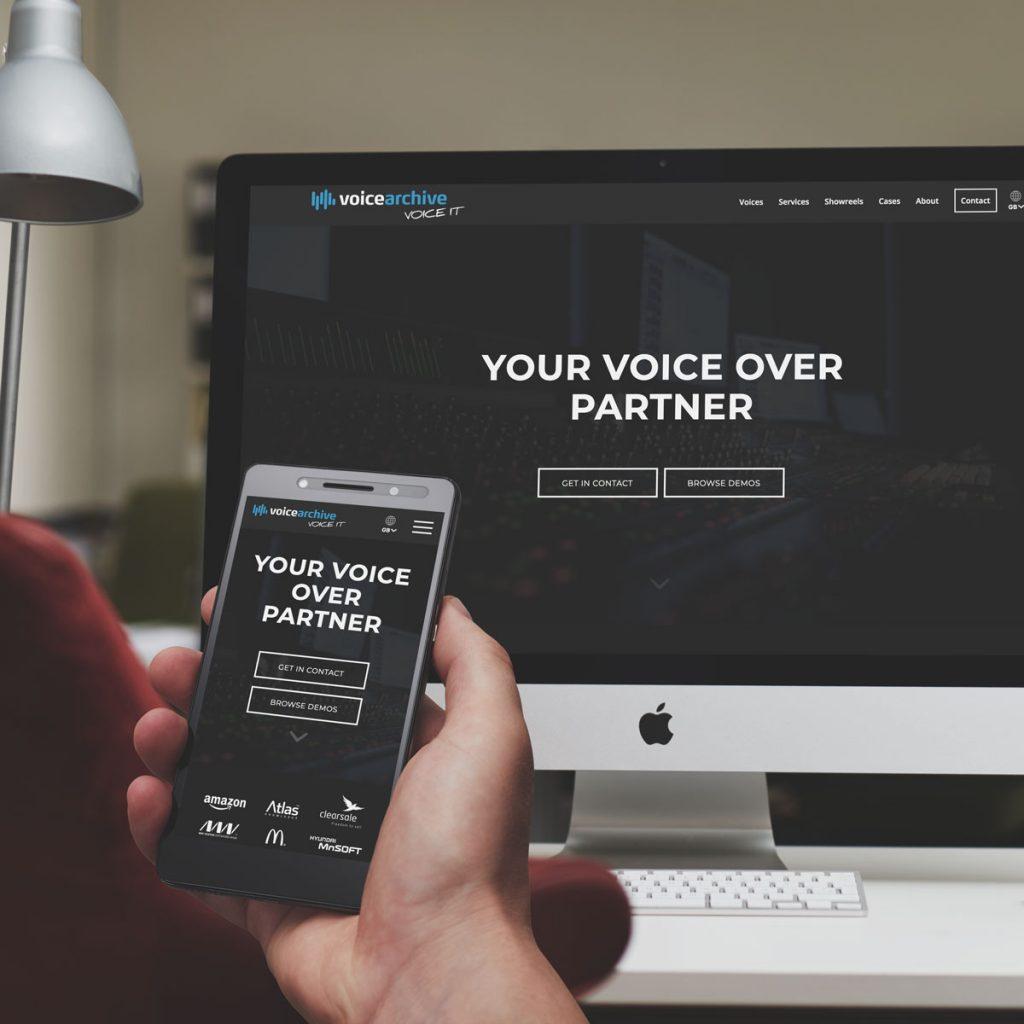 Case: Voicearchive