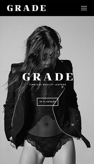 Case: Grade - showcase middle 1