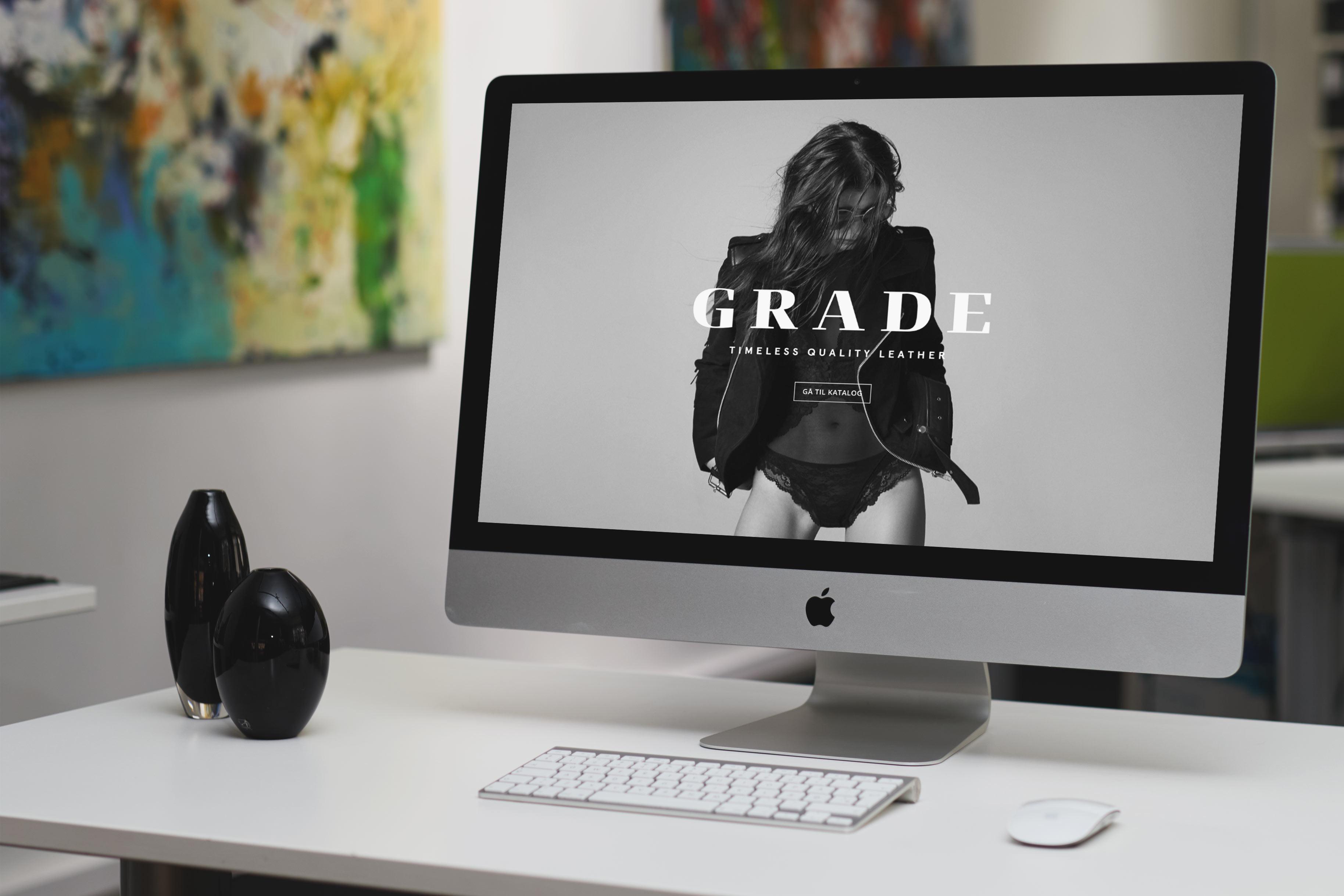 Case: Grade Header