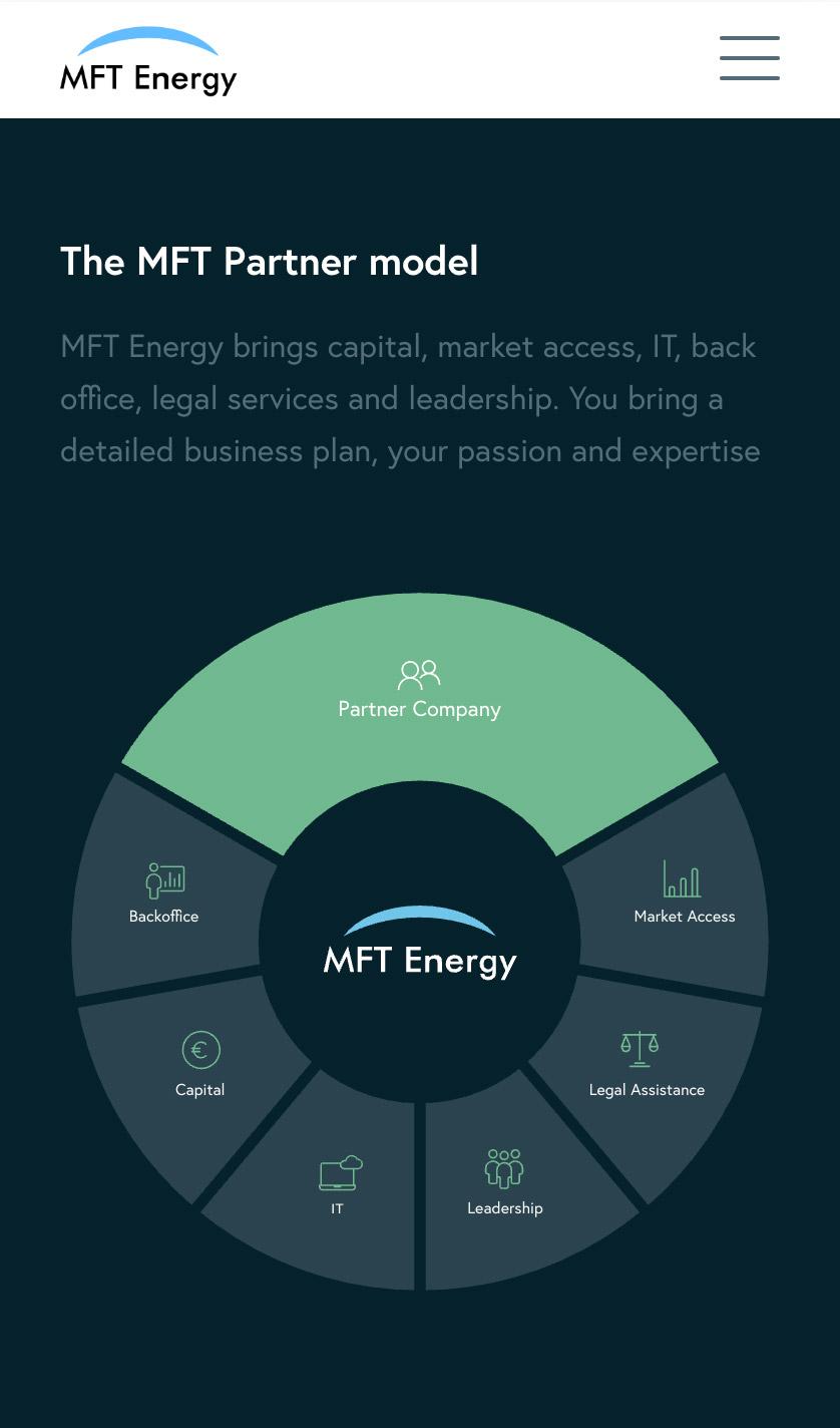 Case: MFT energy